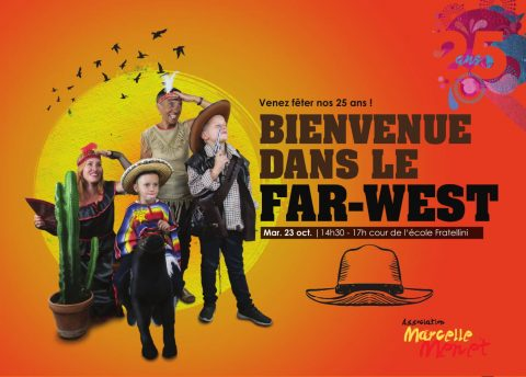 FAR WEST Mardi 23 Octobre 2018